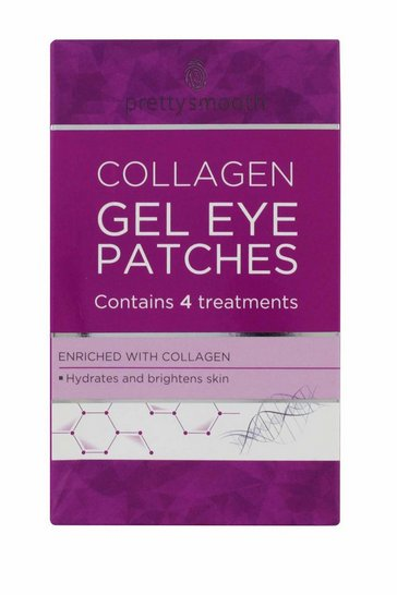 Natural Pretty Collagen Gel Eye Patches