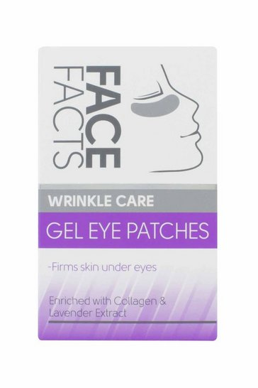 Natural Face Facts Wrinkle Care Eye Patch