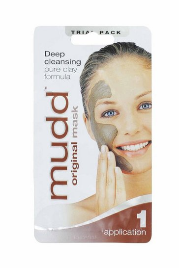 Natural Mudo Mask Clay Sachet 10ml