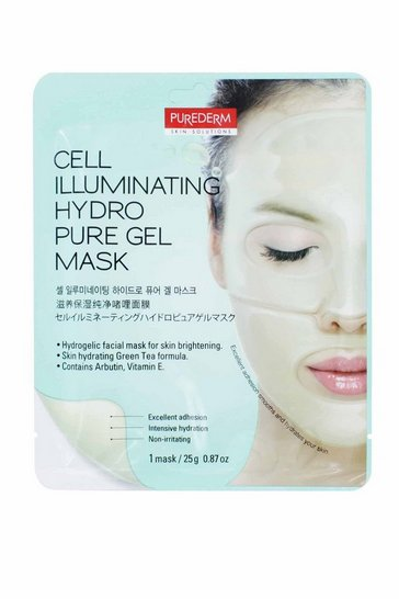 Natural Purederm Cell Illuminating Hydro Gel Mask