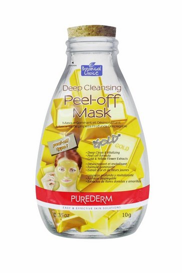 Natural Purederm Gold Peel Off Mask