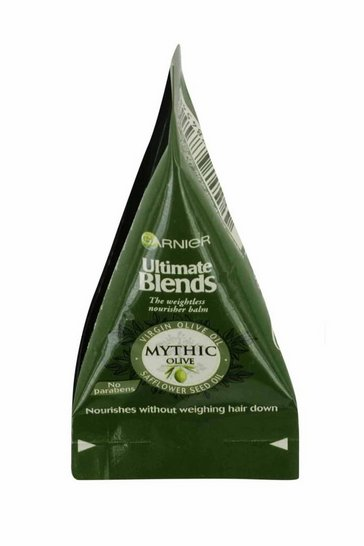 Natural Garnier ULTBLends 20ml Olive Hair Treatment