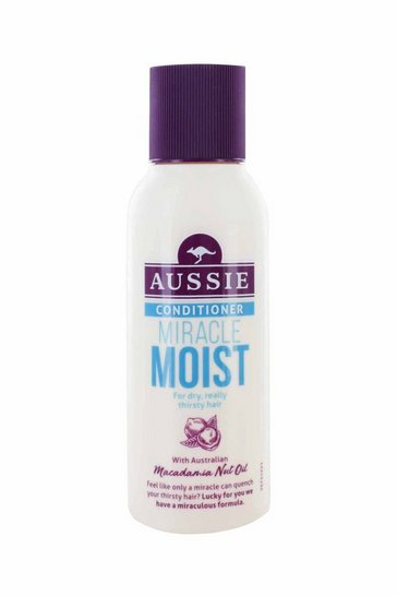 Natural Aussie Miracle Moist Conditioner 90ml