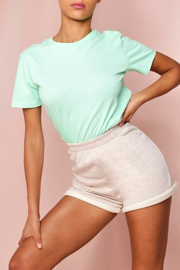 Mint Oversized Boxy T Shirt