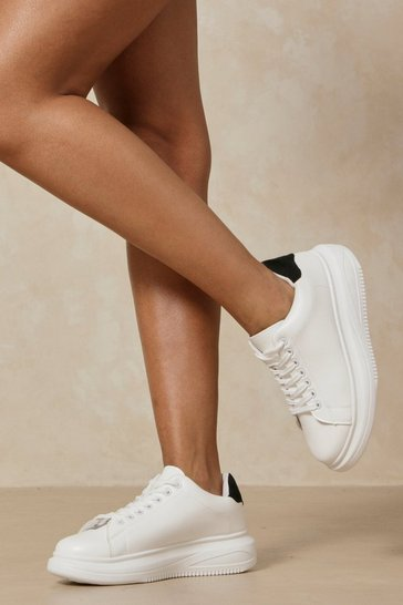 Blackwhite Basic Platform Trainers