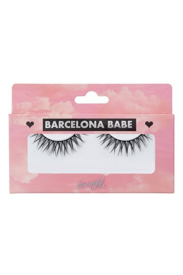 Black Barcelona Babe False Eyelashes