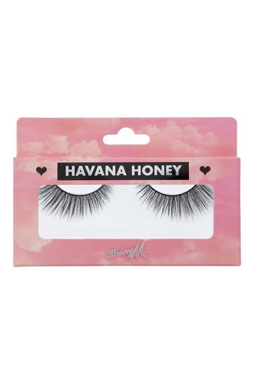 Black Havana Honey False Eye Lashes