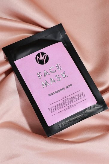 Pink MISSPAP Hyaluronic Acid Face Mask