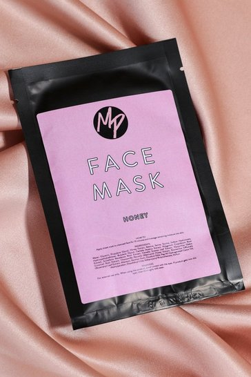 Pink MISSPAP Honey Face Mask