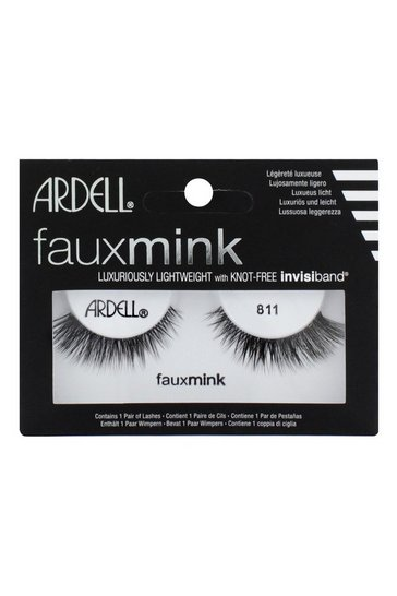 Black Ardell Faux Mink Lashes