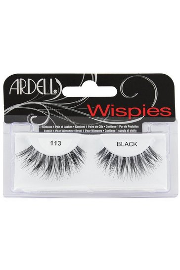 Black Ardell Wispies Lashes