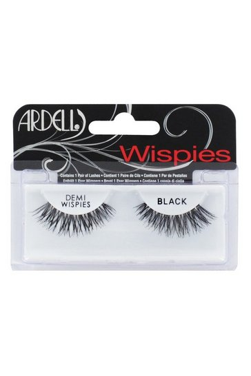 Black Ardell Demi Wispies Eyelashes