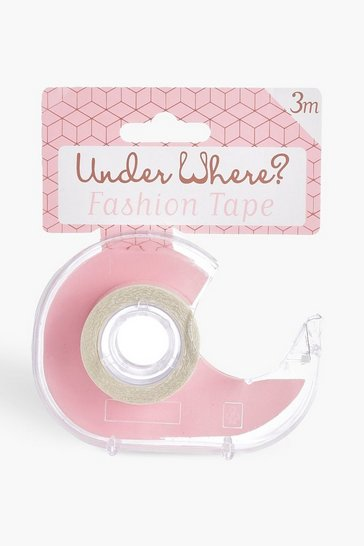 Womens Natural UNDER WHERE? Fashion Tape 3m