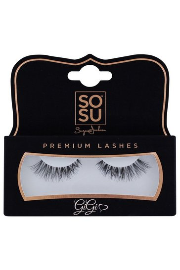 Black SOSU GIGI Eyelashes