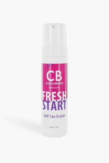 Womens Natural Cocoa Brown Fresh Start Tan Eraser