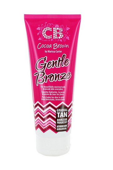 Natural Cocoa Brown Gentle Bronze Gradual Tan