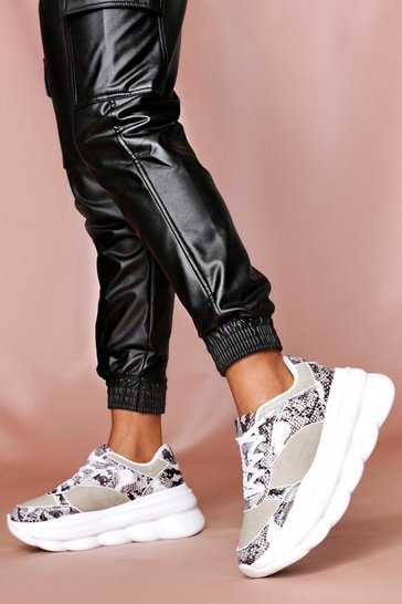 Animal Snake Chunky platform Trainer