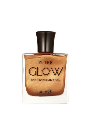 Womens Natural In The Glow Body Oil