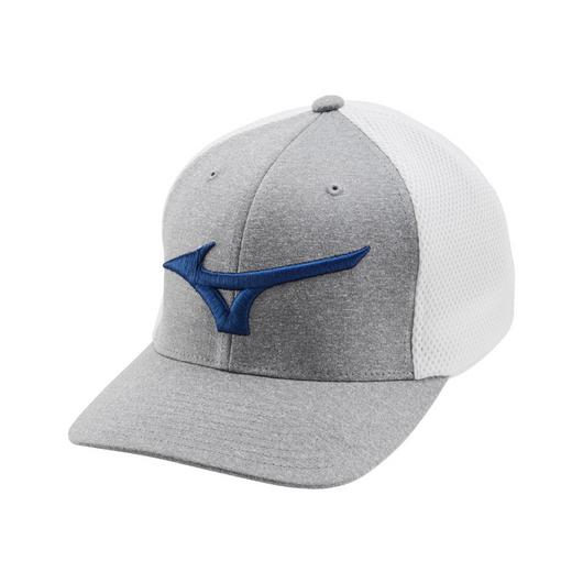 MIZUNO FITTED MESHBACK HAT 791a87bb23a