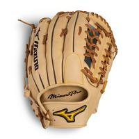 "Mizuno Pro Outfield Baseball Glove 12.75"" - Deep Pocket"