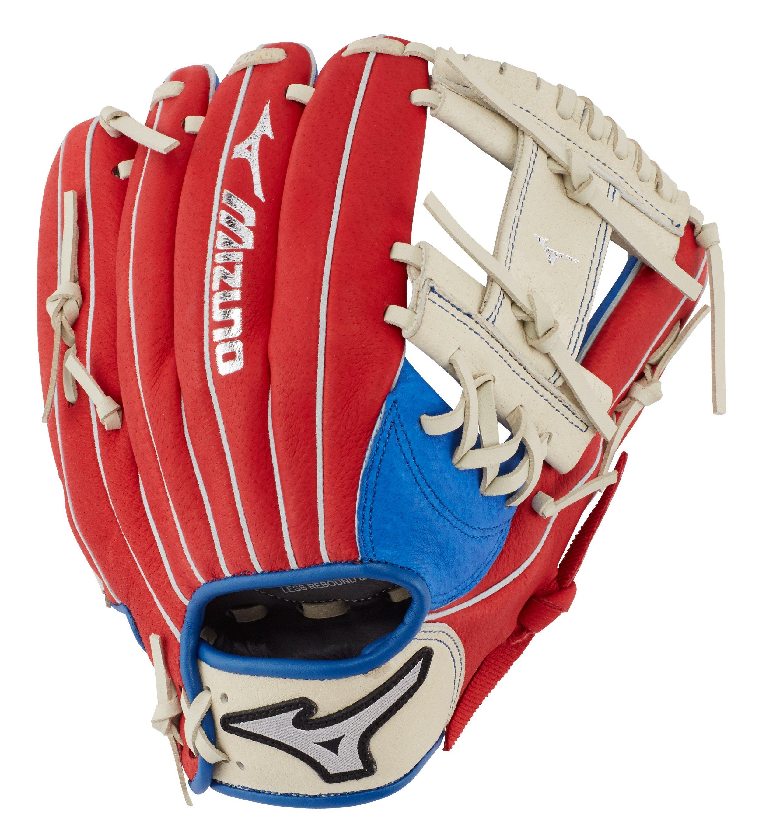 prospect series powerclose youth baseball glove 11