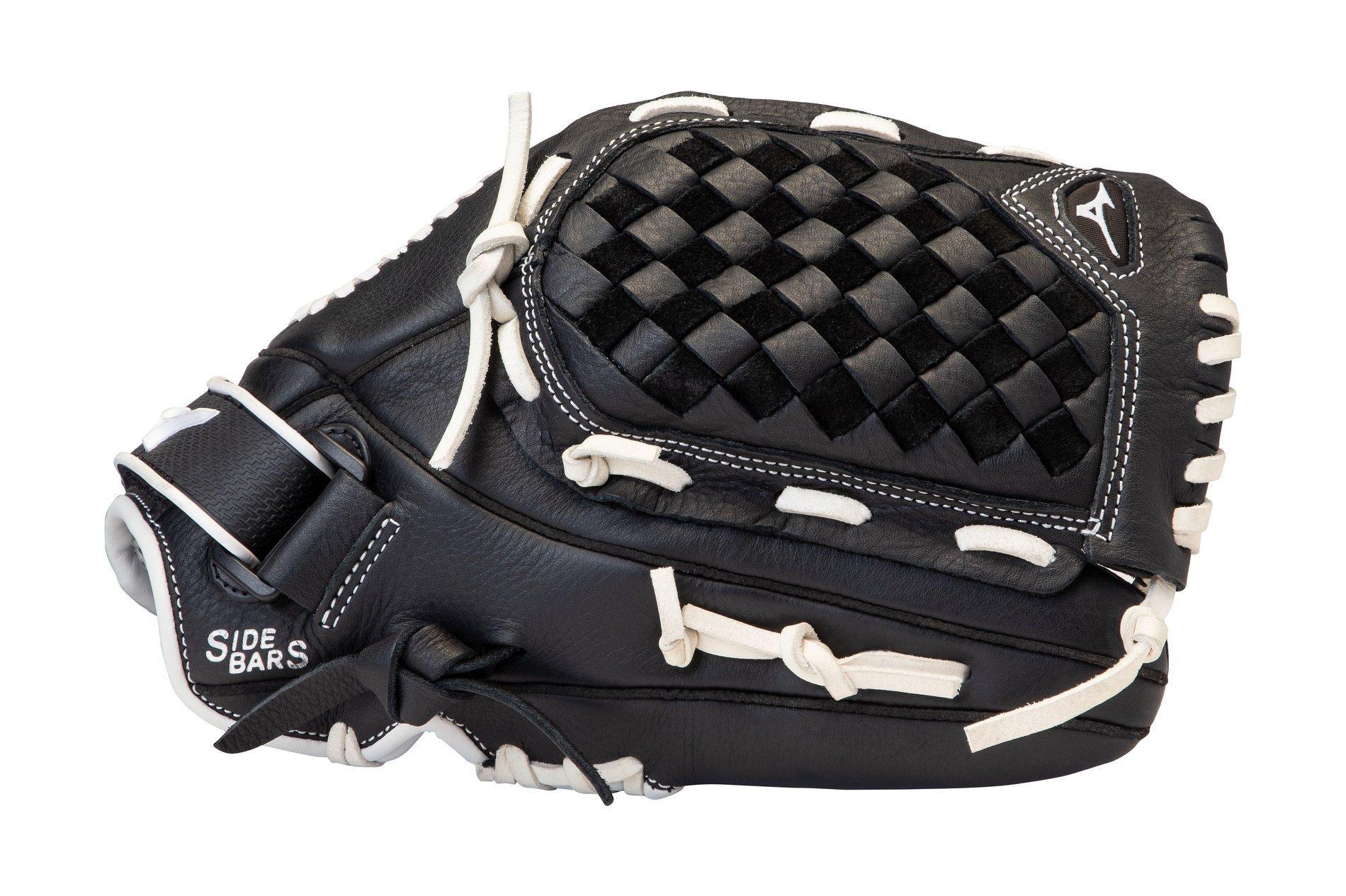 Mizuno Prospect 12 Softball Glove Fast Pitch Black