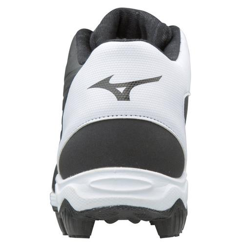 brand new fcd91 a5c8b 9-Spike Advanced Youth Franchise 9 Mid Molded Baseball Cleat. Double tap to  zoom