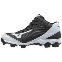 9-Spike Advanced Youth Franchise 9 Mid Molded Baseball Cleat