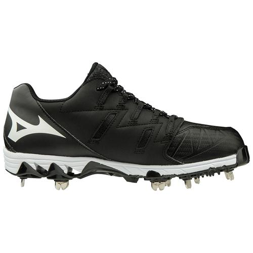 Mizuno Womens 9-Spike Swift 6 Low Metal Cleat Athletic Shoe
