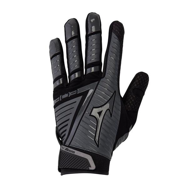 Adult Mizuno Pro Batting Gloves White