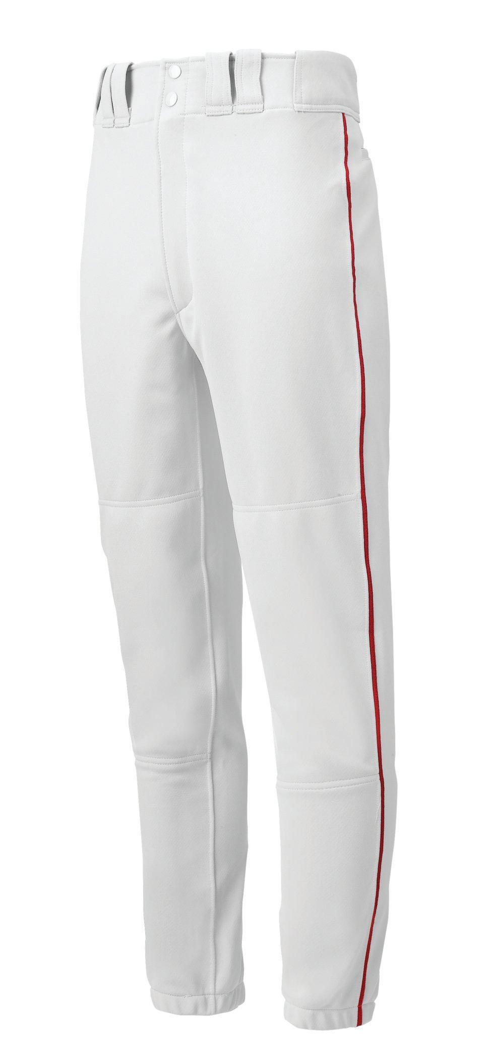 Mizuno Mens Pro Solid Baseball Pants
