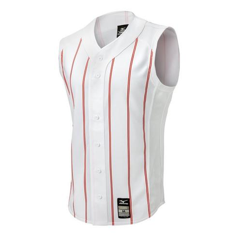 250dfa00c4 Pro Pinstripe Jersey - Sleeveless|APPAREL|MENS | Mizuno USA