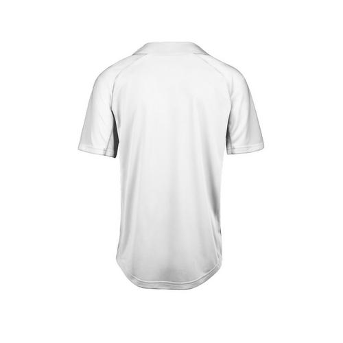 Aerolite 2-Button Baseball Jersey, Men's Baseball Jersey - Mizuno USA