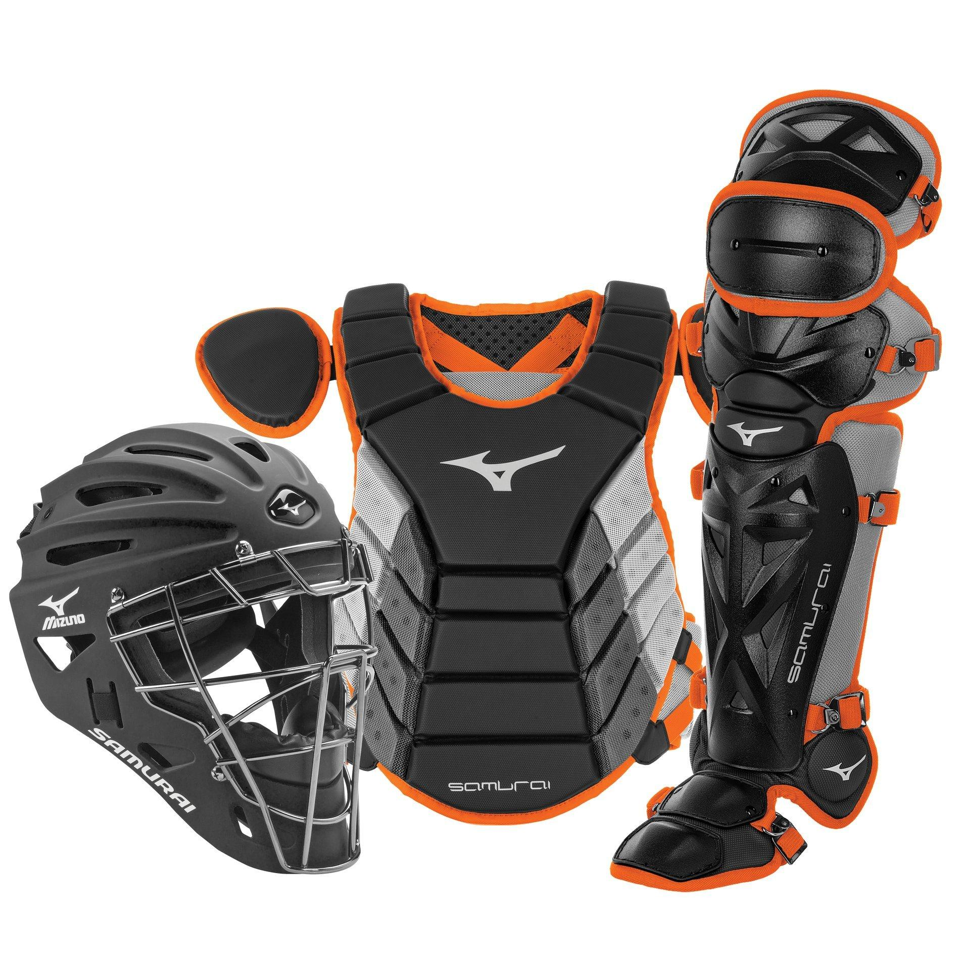 mizuno catchers helmet