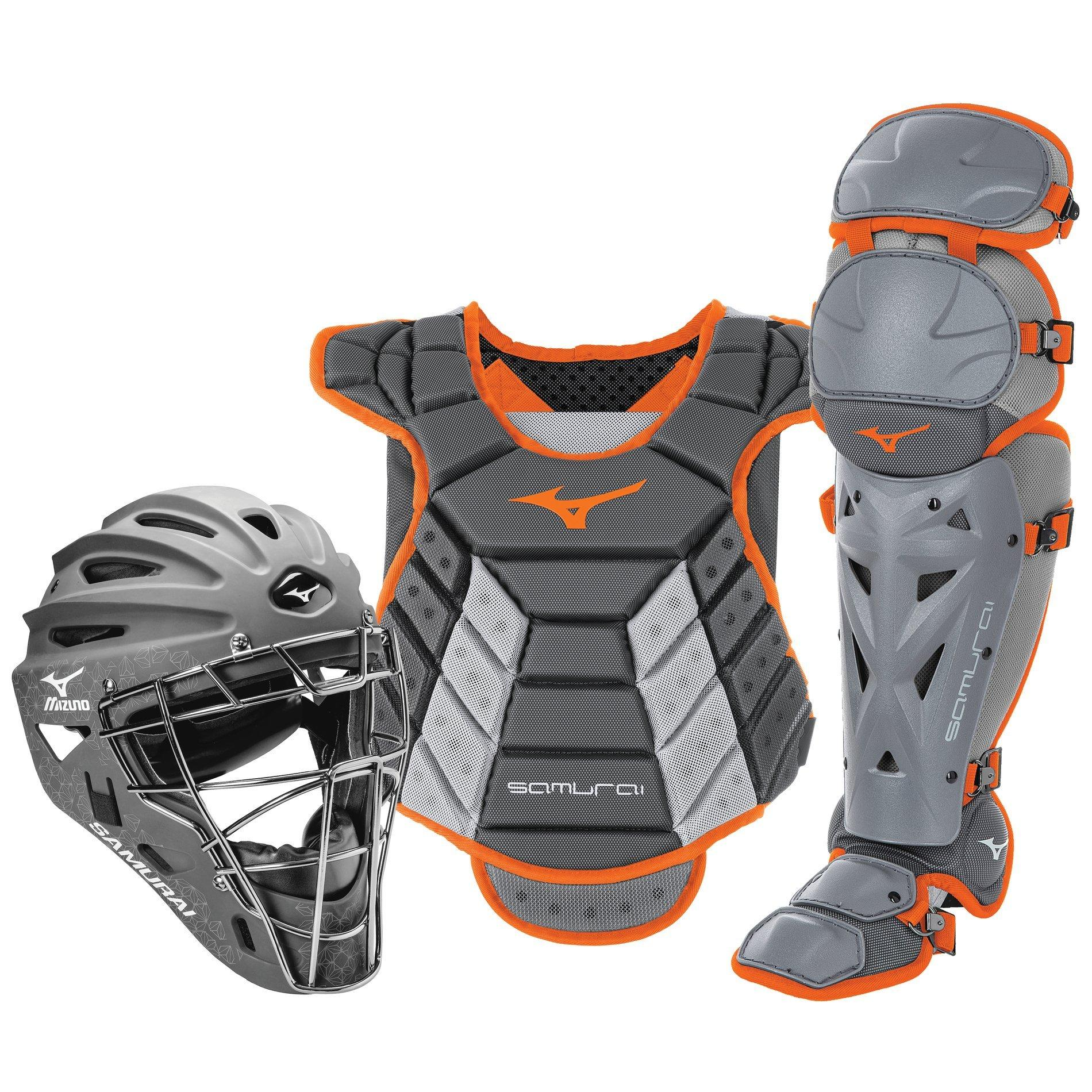 catchers gear mizuno