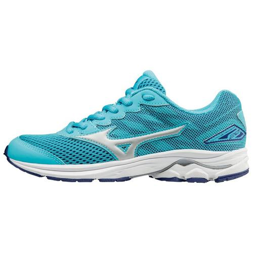 ce8f5bd12cc Wave Rider 20 Junior  for the young runner who needs a soft cushioned running  shoe with a responsive feel.