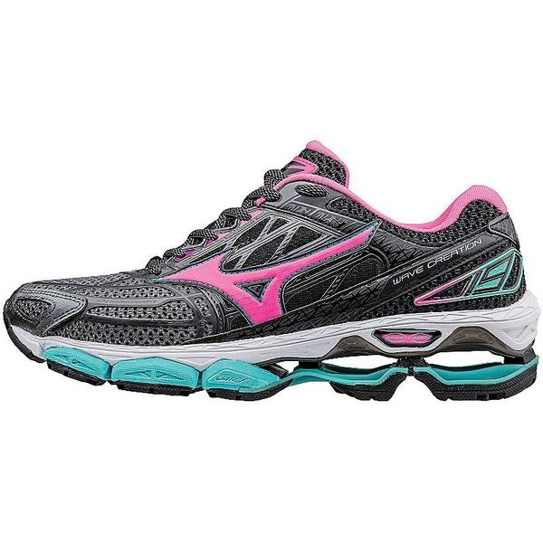 best authentic 06a38 551c5 Womens Wave Creation 19  Womens Cushioned Running Shoes   Mizuno USA