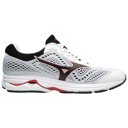 mizuno mens running shoes size 9 youth gold white metallic