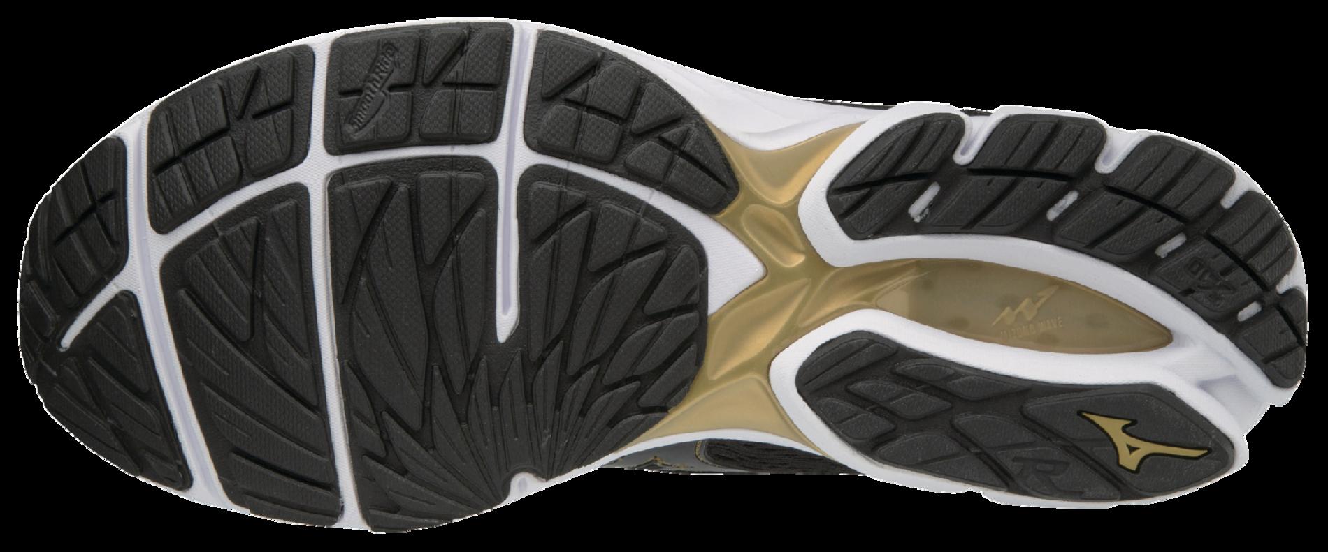 Mizuno Mens Running Shoes - Men's Wave Rider 22 Running Shoe - 410991