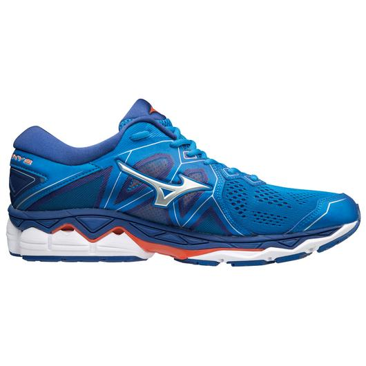 eba1ee9a42ece Mens Neutral Running Shoes  Mens Wave Sky 2 Running Shoes