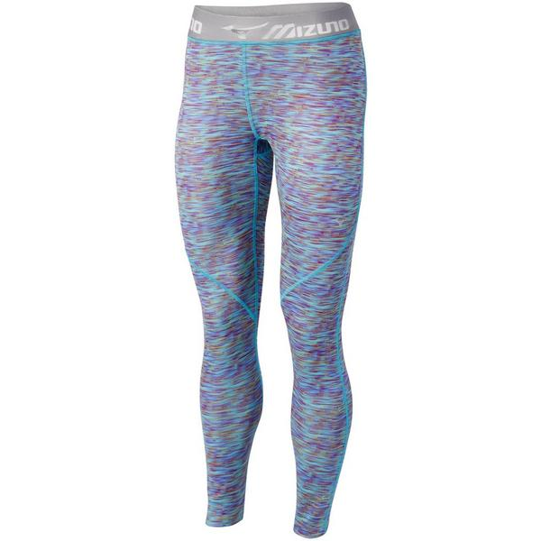 e87d690751 Womens Full Length Running Tights: Womens Impulse Print Long Tight ...