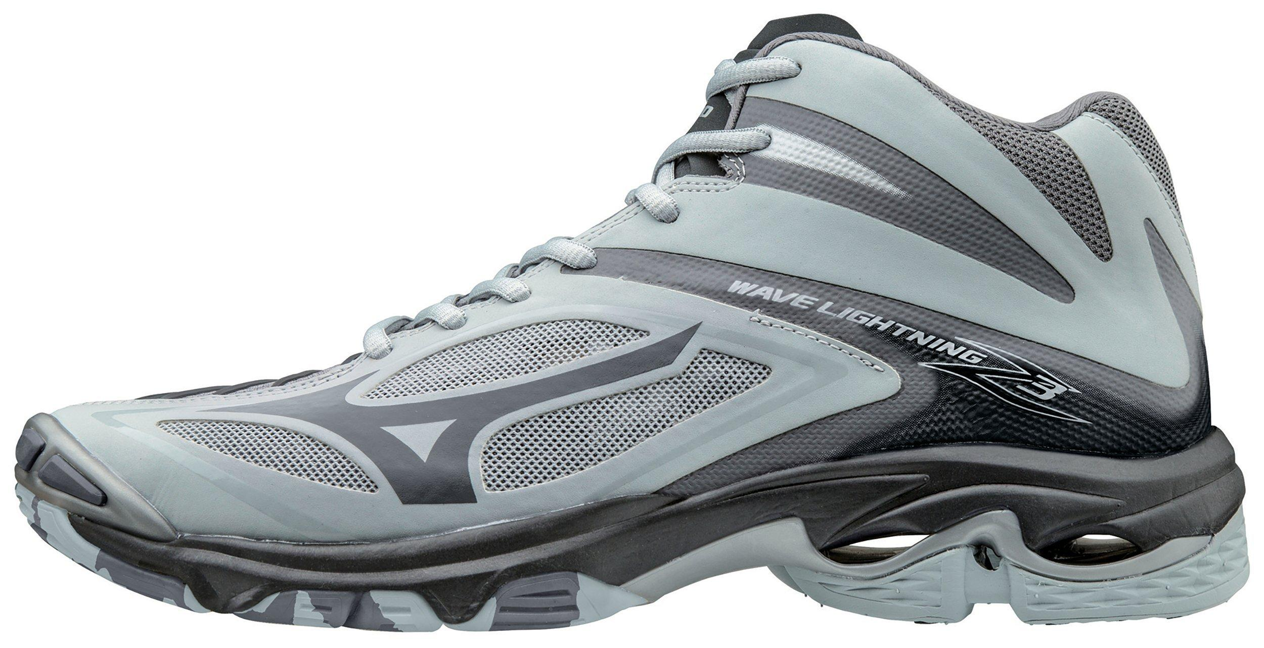 Mizuno Mens Volleyball Shoes - Men's Wave Lightning Z3 - Mid - 430227