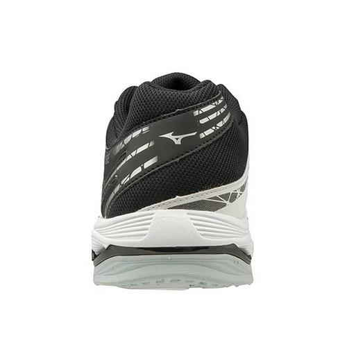 Details about Mizuno Mens Wave Intense Tour 4 All Court Tennis Shoes Black White Trainers