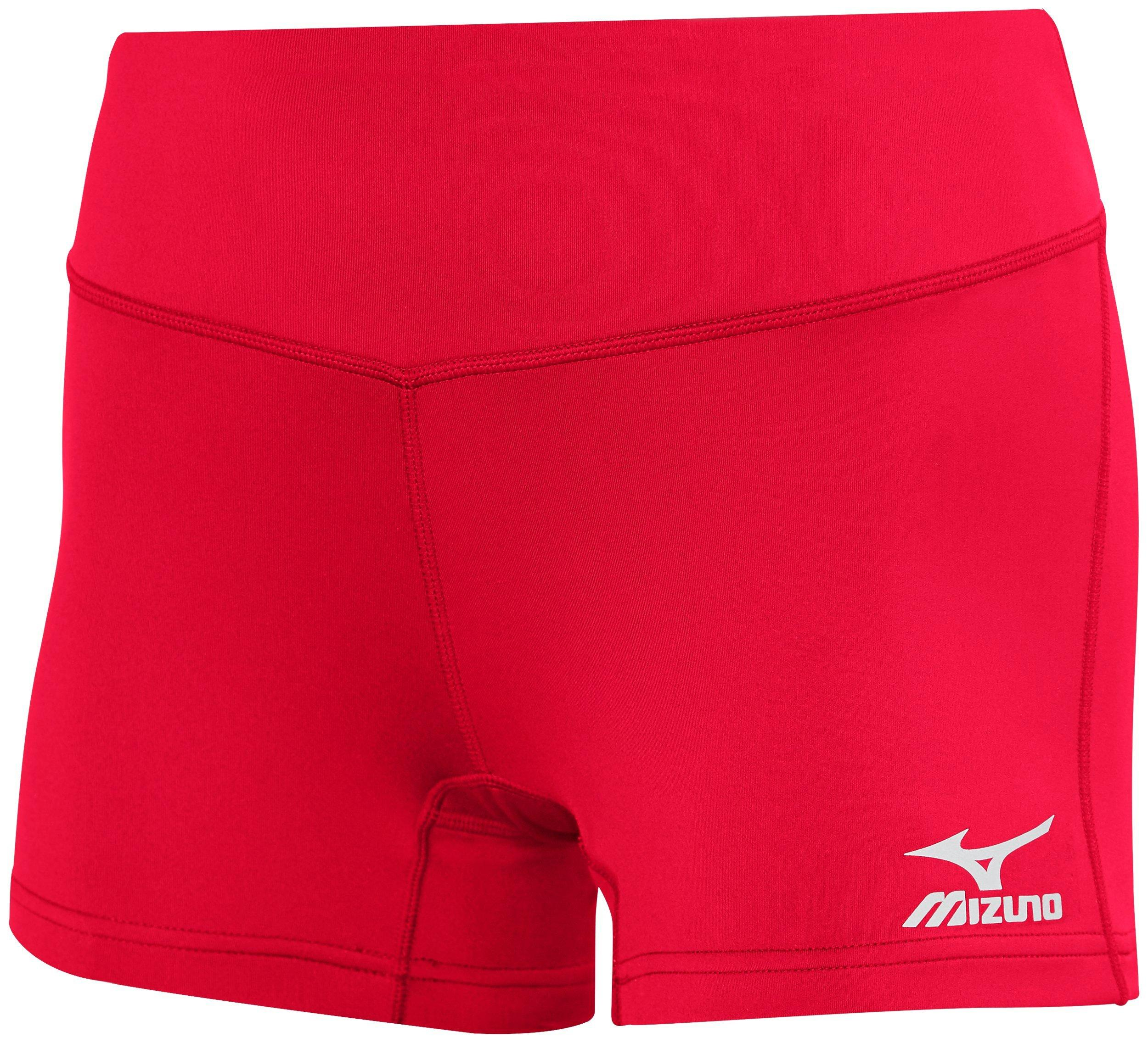 mizuno women's 4 vortex volleyball shorts zalando