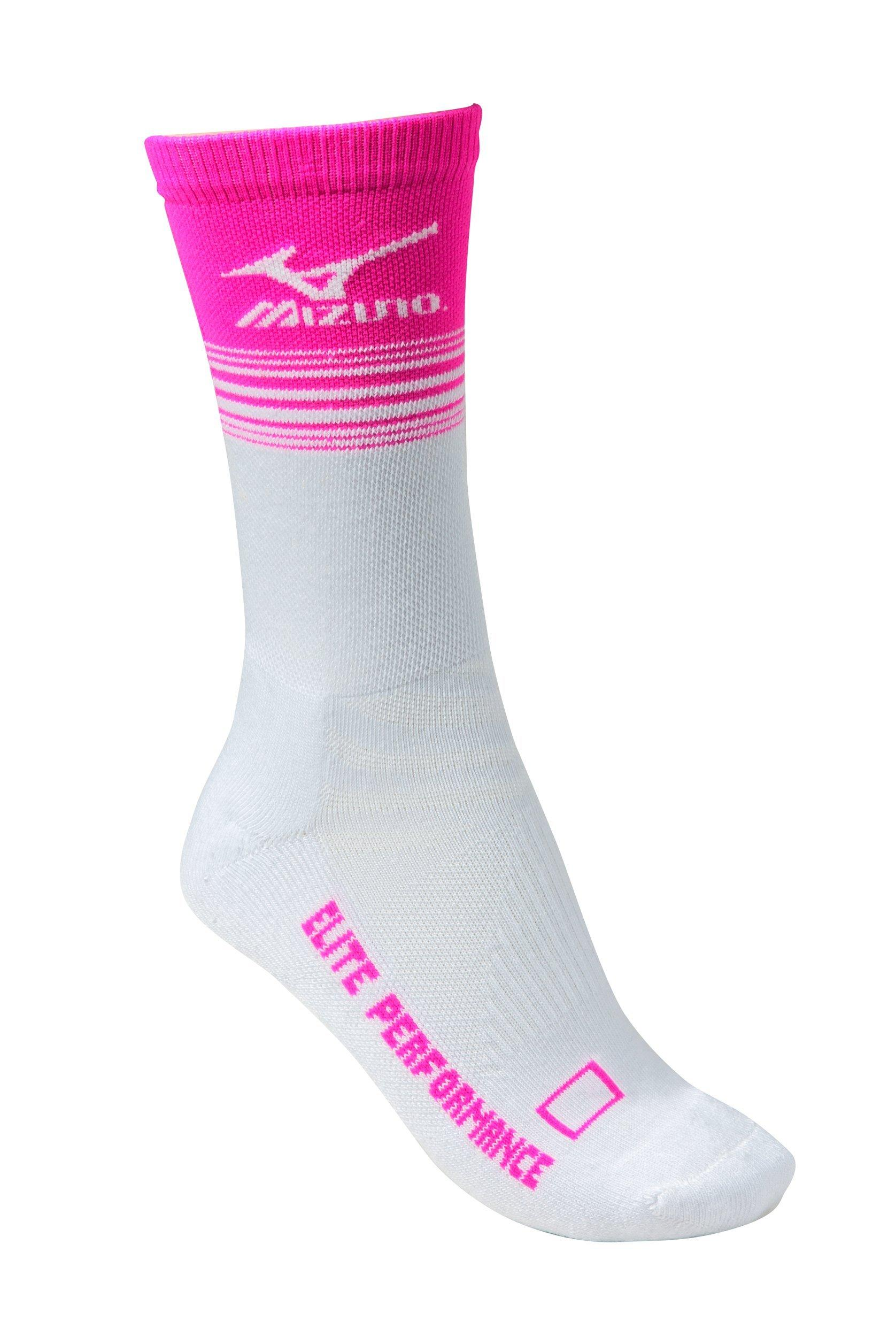 mizuno volleyball runbird crew socks italy