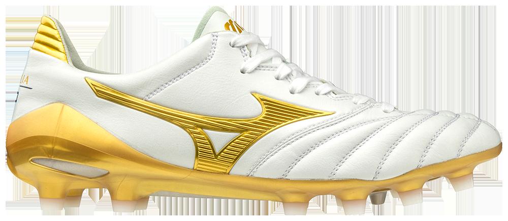 MIZUNO Soccer Football Shoes MORELIA NEO 2 P1GA165009 White Black US5 23cm
