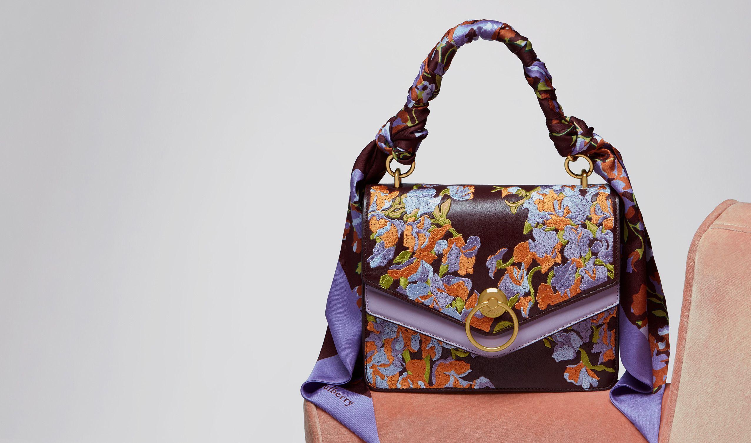 Harlow Satchel Bag