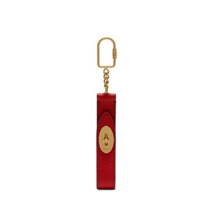looped-darley-keyring-scarlet-red-small-classic-grain