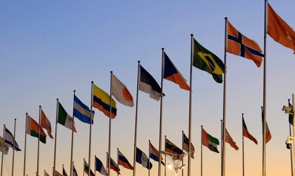 picture of a flags