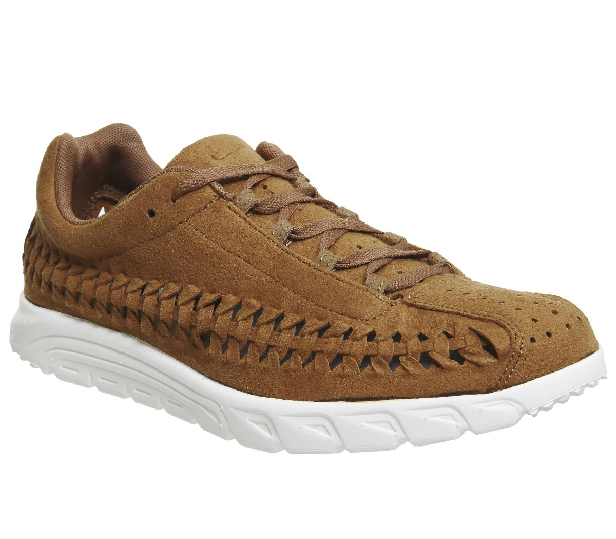 separation shoes 24bef a00e3 Nike Mayfly Woven Trainers Ale Brown Sail - Hers trainers